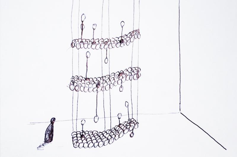 Schichtwechsel | Installation von Benjamin Petersen & Markus Knoblich
