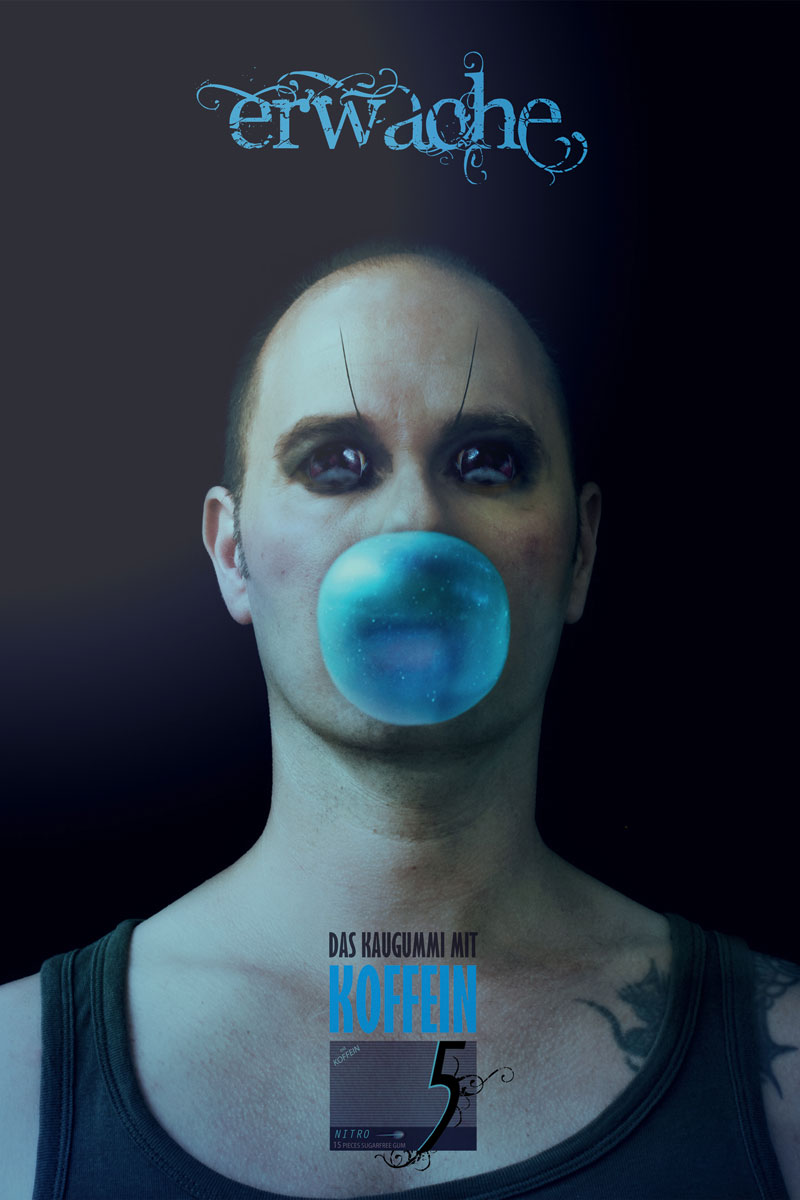 Poster | Motiv Grille | Erwache von Benjamin Petersen