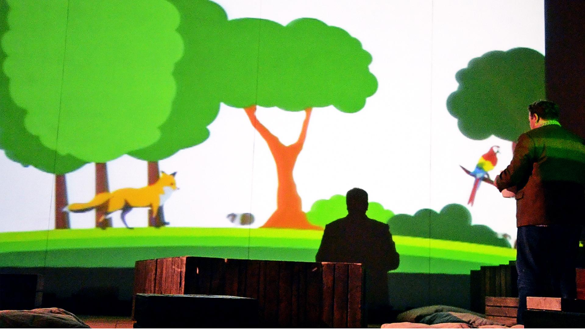 Noah und die Flut | Musiktheater von Benjamin Britten