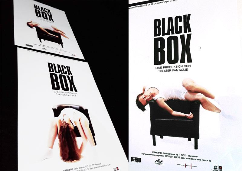 Poster BLACKBOX | Theater Fantazje