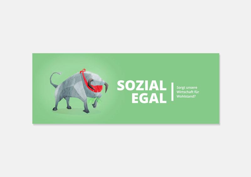 Banner SOZIAL EGAL | Plurale Ökonomik Jena